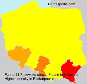 Pazowska