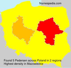Pedersen