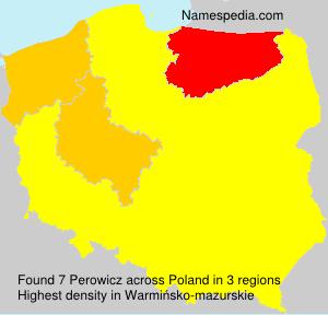 Perowicz