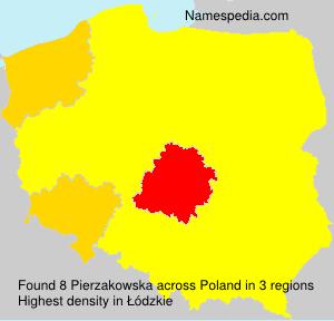 Pierzakowska