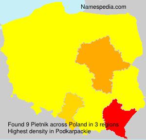 Pietnik