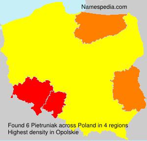 Pietruniak