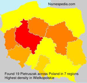 Pietruszak