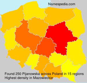 Pijanowska