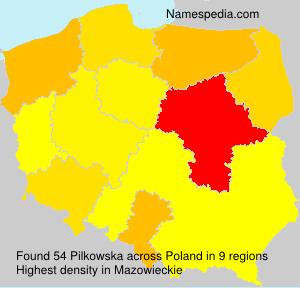Pilkowska