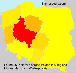 Piniarska