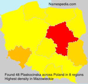Plaskocinska