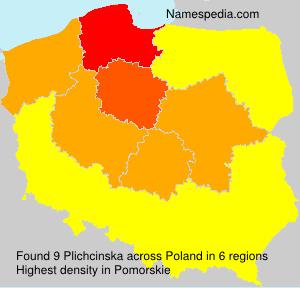 Plichcinska