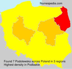Podolewska