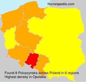 Poluszynska