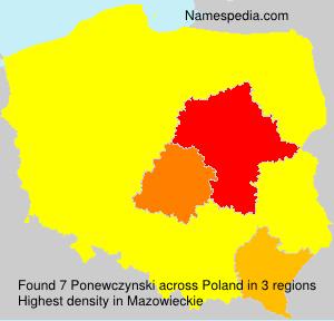Ponewczynski