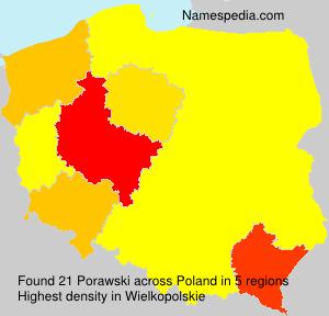 Porawski