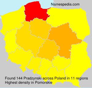 Pradzynski