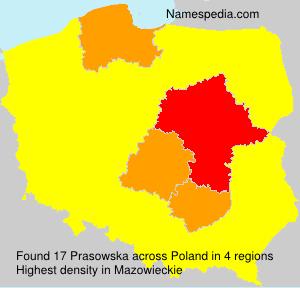 Prasowska