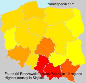 Proszowska