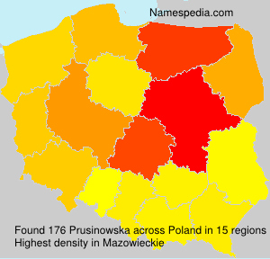 Prusinowska