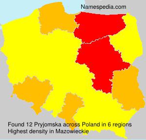 Pryjomska