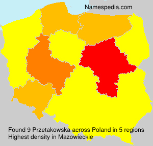 Przetakowska