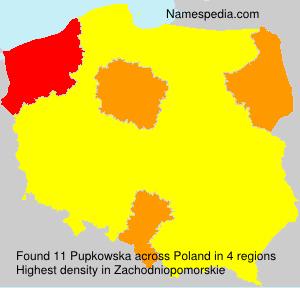 Pupkowska