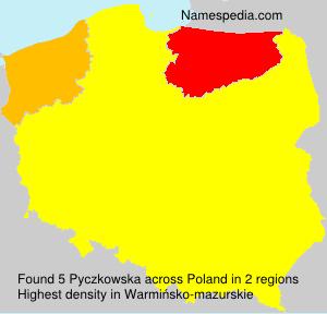 Pyczkowska