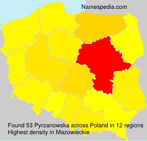 Pyrzanowska