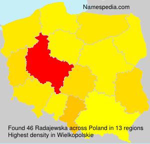 Radajewska