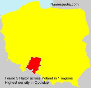 Raitor
