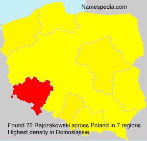 Rajczakowski