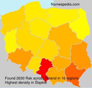 Rak - Poland