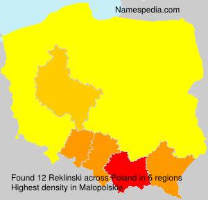 Reklinski