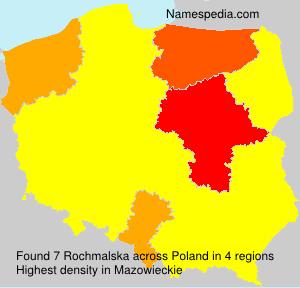 Rochmalska