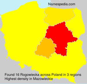 Rogowiecka