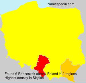 Roncoszek