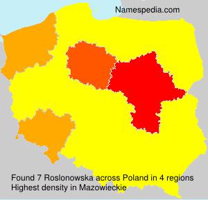 Roslonowska