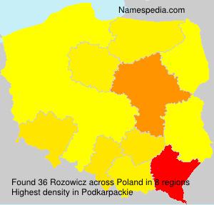 Rozowicz