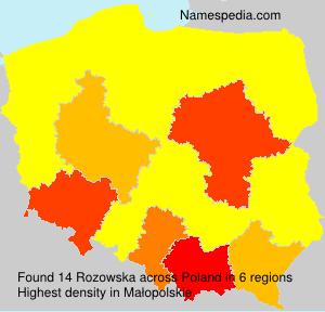 Rozowska