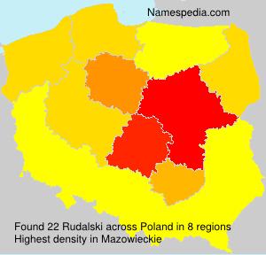 Rudalski