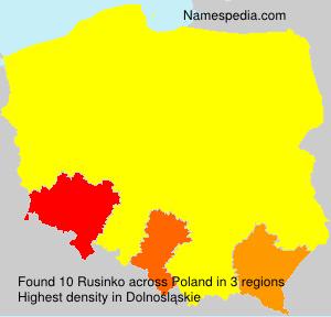Rusinko