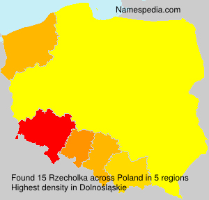 Rzecholka