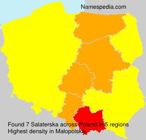 Salaterska