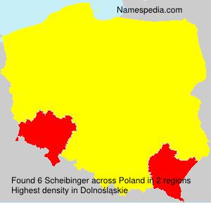 Scheibinger