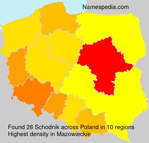Schodnik