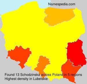Schodzinska