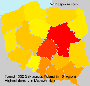 Sek - Poland