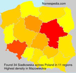 Siadkowska