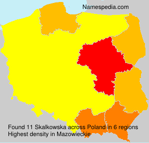 Skalkowska