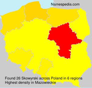 Skowyrski