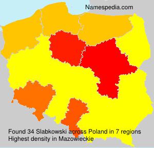 Slabkowski