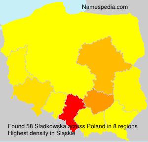 Sladkowska