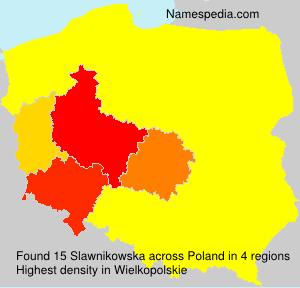 Slawnikowska